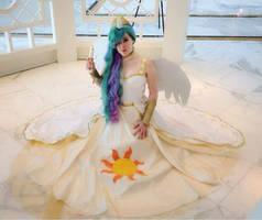 Princess Celestia- Sunlight by MintyBlitzz