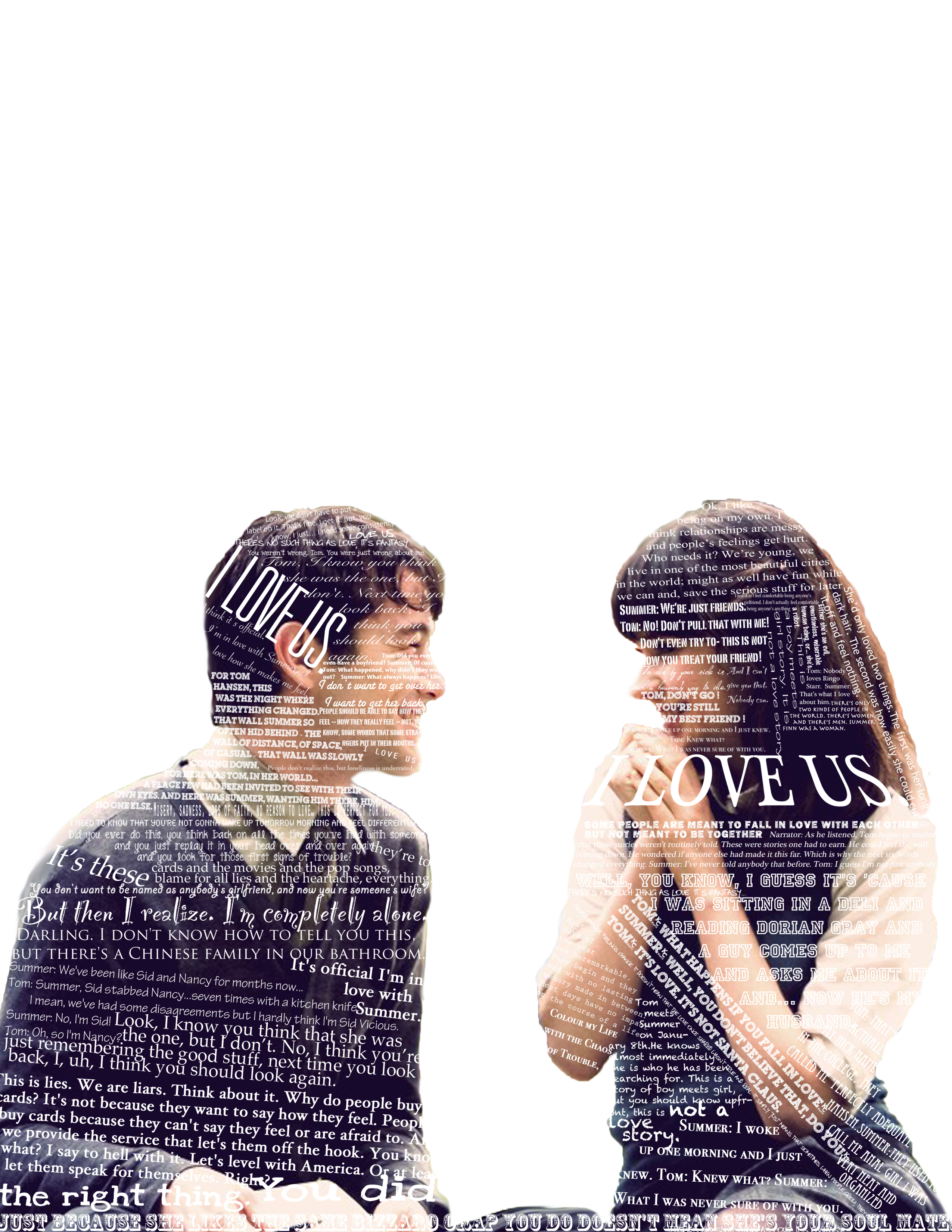 500 Days of Summer by Baylorthefabulous on DeviantArt