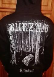 Burzum Hlidskjalf hoodie by fiskos01