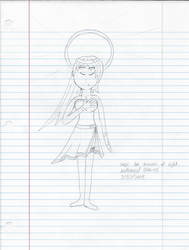 Sage, the Princess of Light