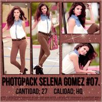 +Photopack Selena Gomez #07. by PerfectPhotopacks