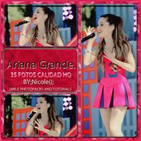 +Photopack Ariana Grande #03. by PerfectPhotopacks