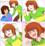 Undertale comic: Chara's motive