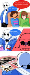 Undertale Comic Bones Continuation by atomicheartlight