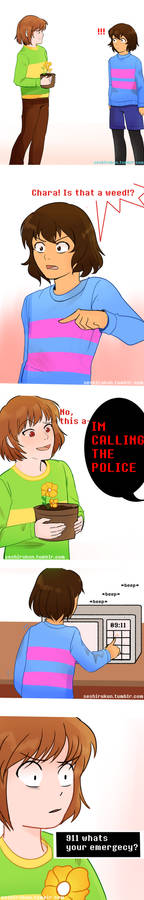 Undertale Comic: Is that a?!?!?