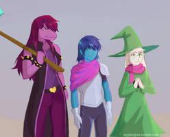 Deltarune Team