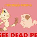 I see dead People by Dark-Clefita