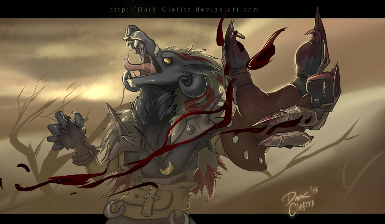 Marea del desierto by Dark-Clefita