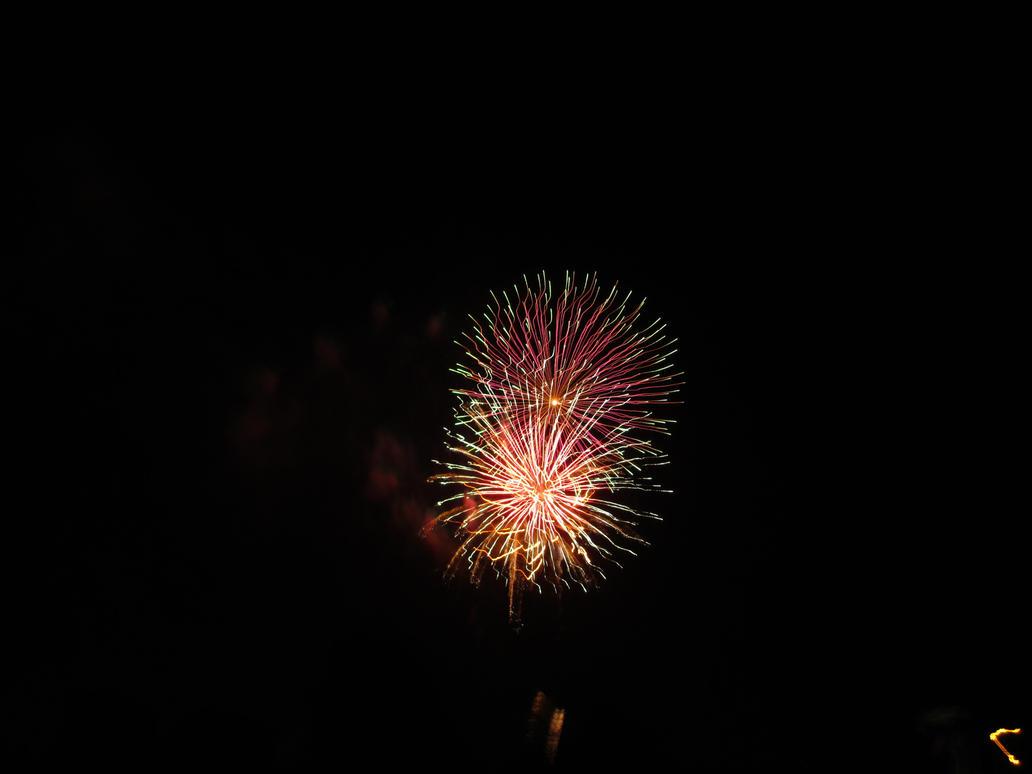 Fireworks by RoyalPainThe3rd