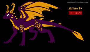 Malison the Dragon