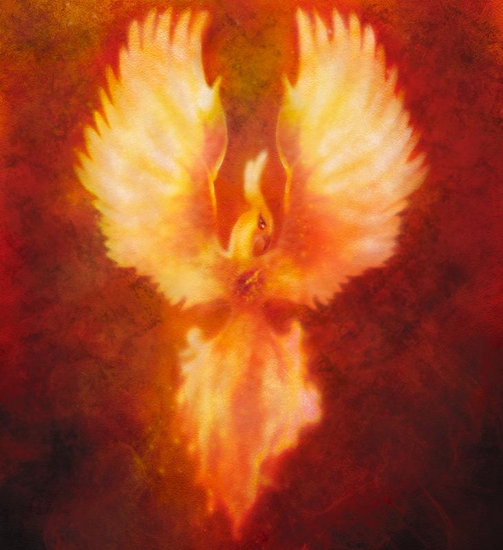 Phoenix by macalaniaa