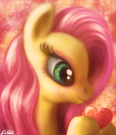 Fluttershy need some Love by macalaniaa