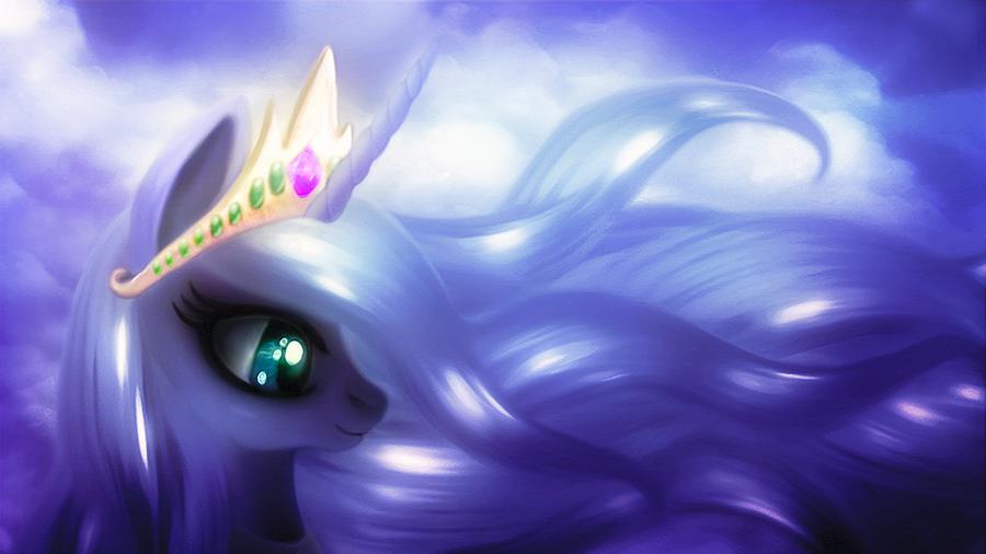 Sun Tiara Luna by macalaniaa