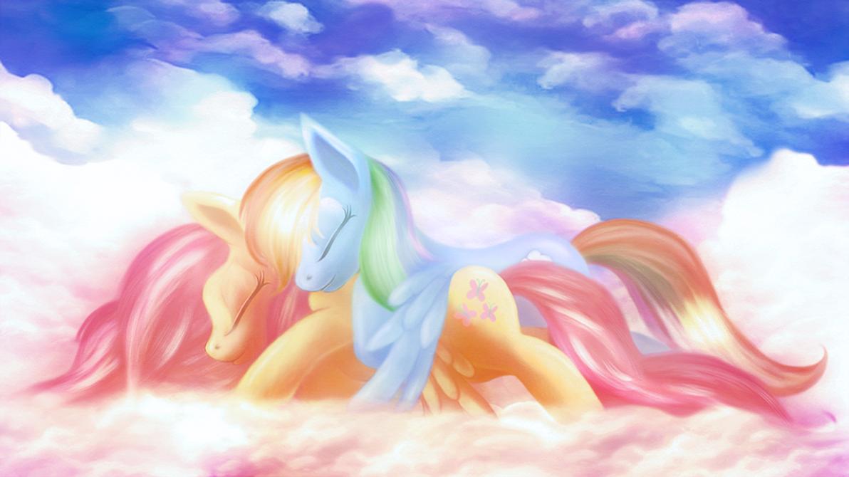 Cloud Nap by macalaniaa