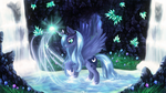 Magic Pond Luna by macalaniaa