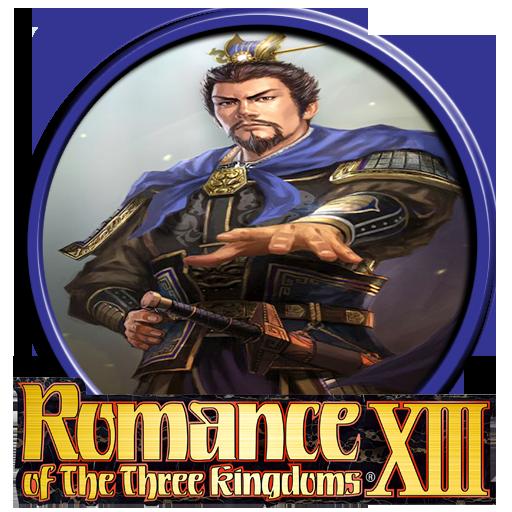 Romance of the Three Kingdoms 13 game icon by oufai