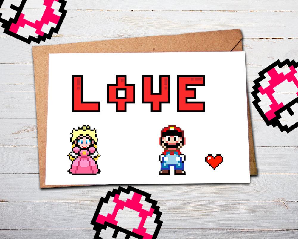 Super Mario Love by oufai