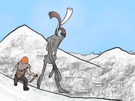 Siren Head - The Pleistocene
