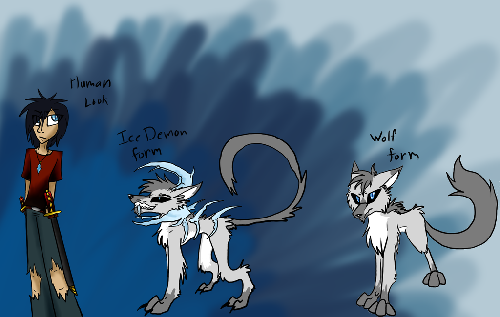 James SilverWing :Frozen: by theWolfdragon21
