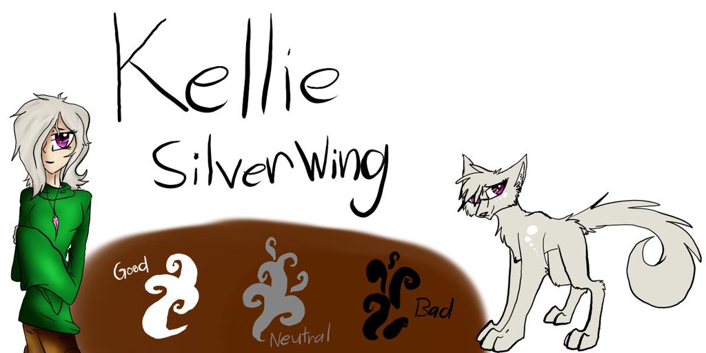 Kellie silverwing by theWolfdragon21