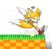 Tails by saboo