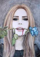 Lana del Rey by SandraKZ