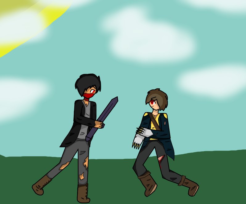 Fight by Zara24238