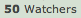 woahh ... 50 watchers! by fideIity