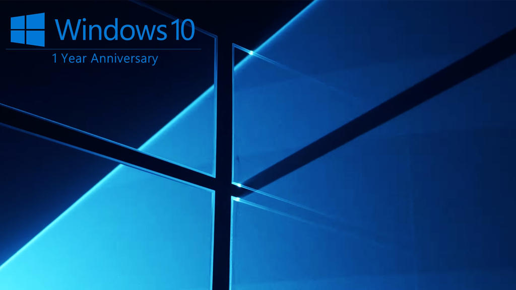Windows 10 Anniversary Wallpaper My Version By Nanandmic567
