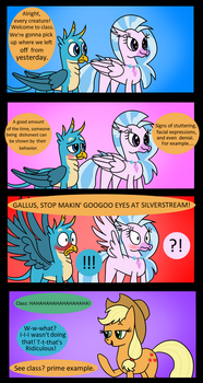 Signs of Dishonesty (MLP Comic)