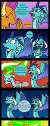 Practice What You Preach (MLP Comic) by NoIDAvaliable