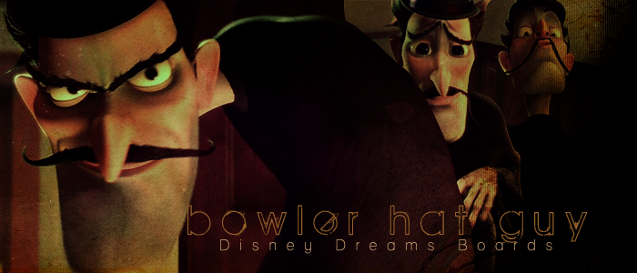Bowler Hat Guy theme by lyssy-loo