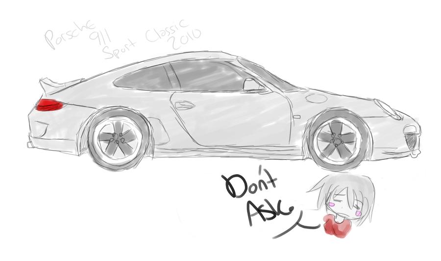 Car Sketch for Cody by Astral-sama on DeviantArt