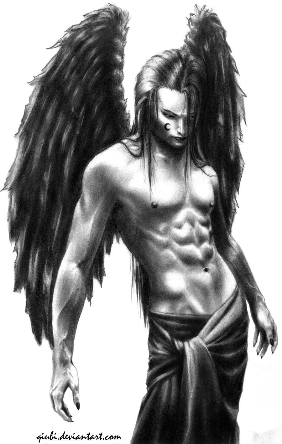 Dark Angel by Qiubi
