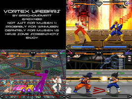 Vortex Lifebars