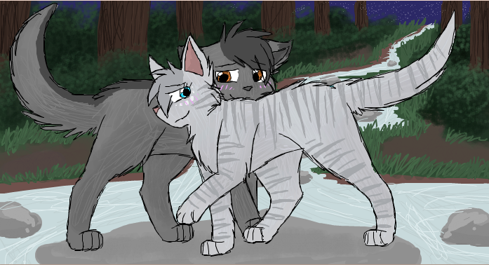 Warrior Cats Mating Fanfiction Bumblestripe