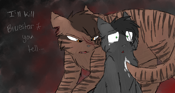 Warrior Cats Untold Tales Rogue Life