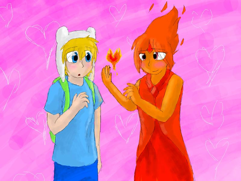 Adventure Time Finn An...