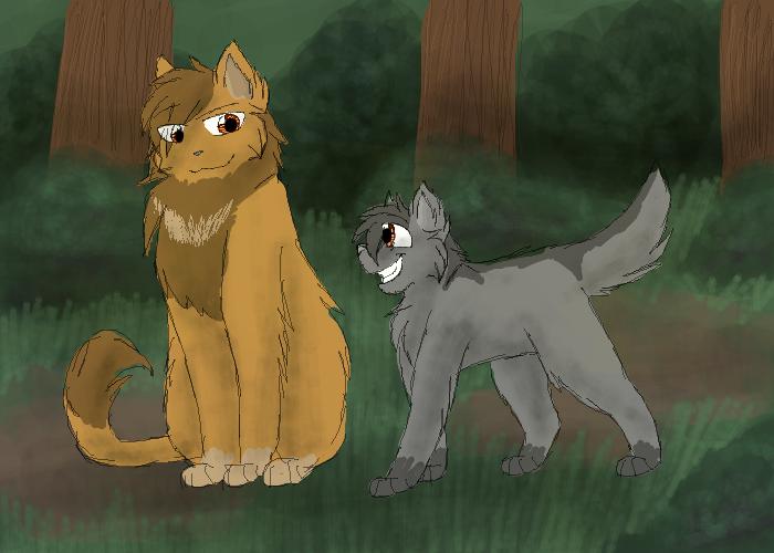 Emberstar Warrior Cats