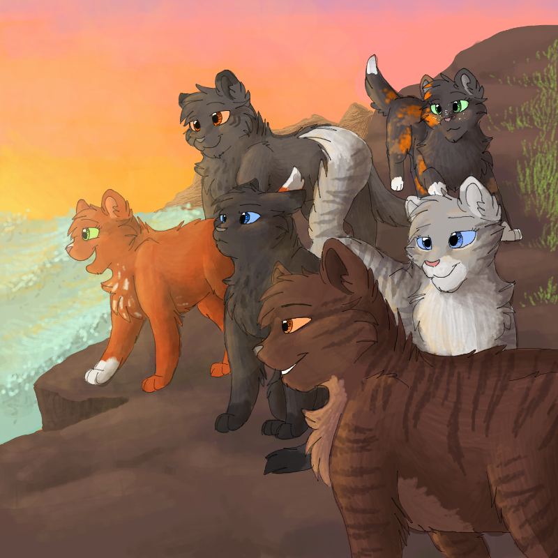 Warrior Cats Game: Puppypaws63