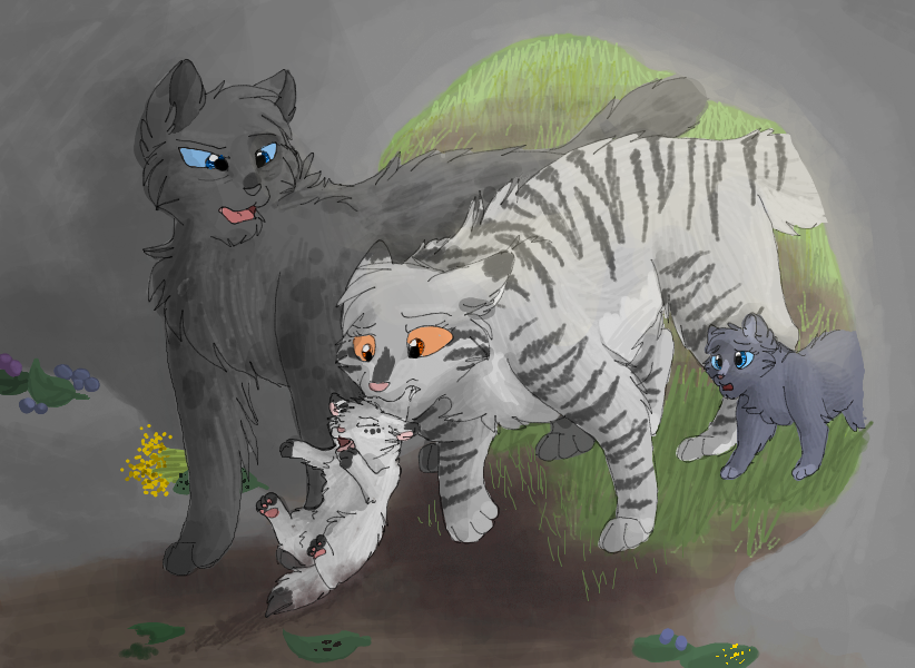 When Does Warrior Cats Take Place