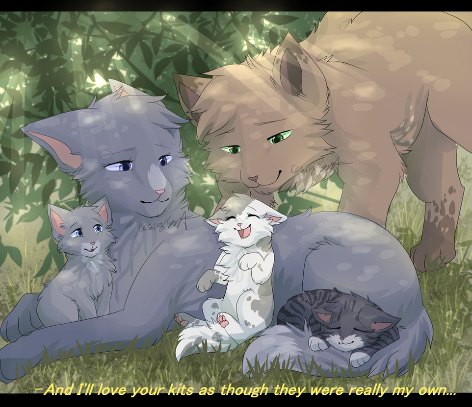 Warrior Cats Untold Tales Wrenfeather Pixaled