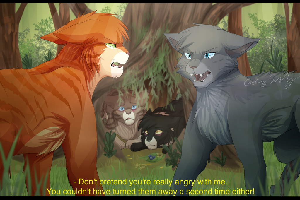 Sims  Warrior Cats Archive Of Our Own