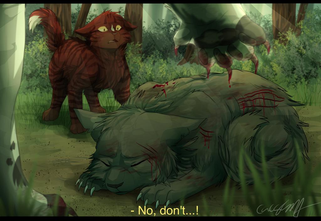 Warrior Cats Alderpaw