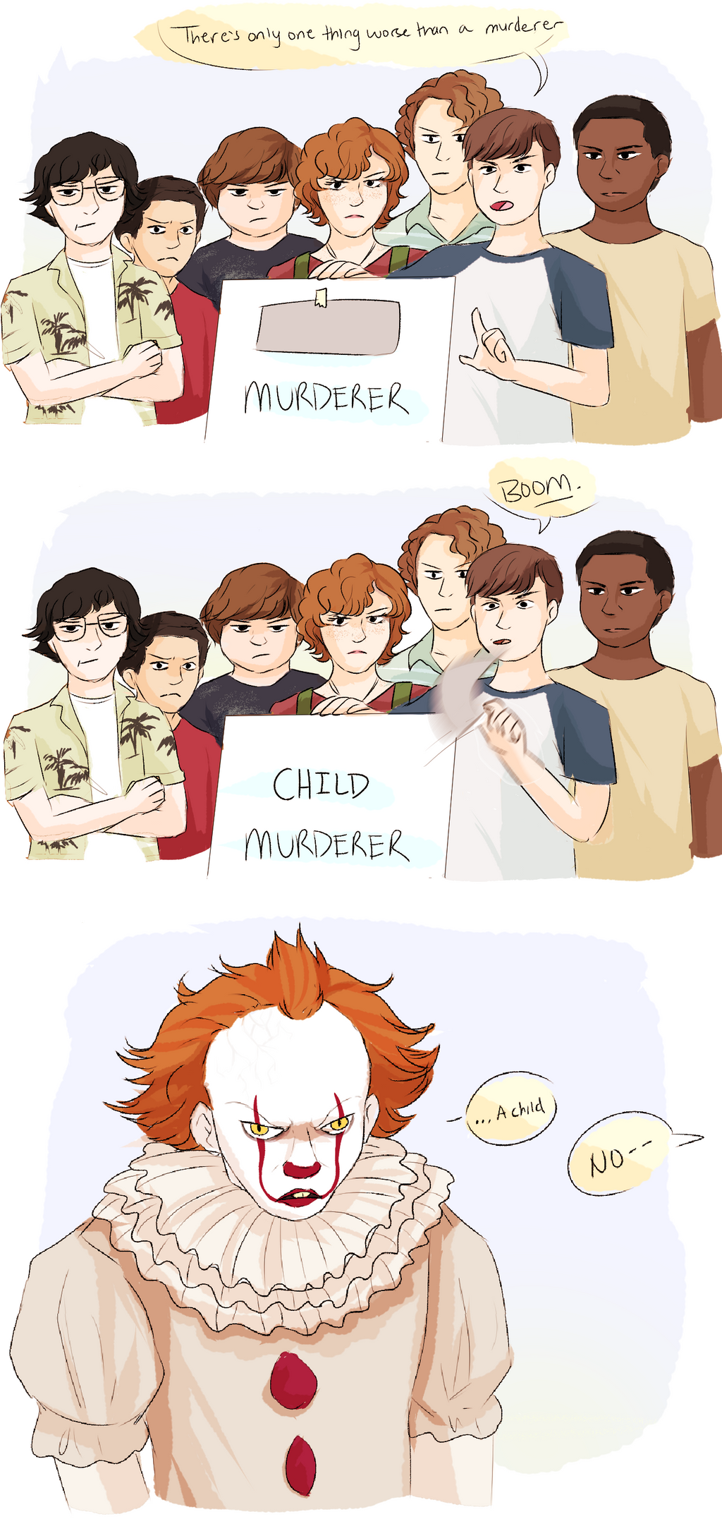 What's worse than a murderer? by CascadingSerenity