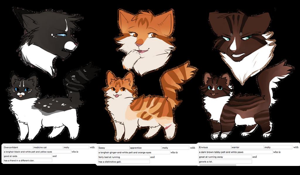 Warrior Cat Generator Tumblr