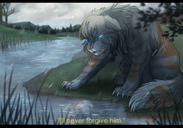 I'll never forgive him by CascadingSerenity
