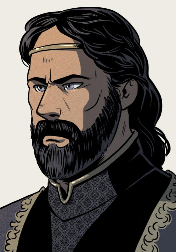 Aragorn by helena-markos