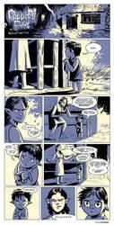 Rabbit's Foot: Page 1 by helena-markos
