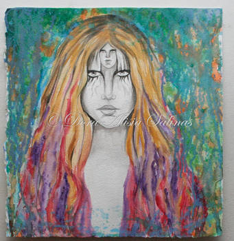 Inner Mind Cracked by SilverArtist1